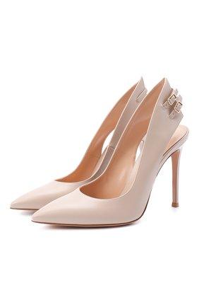 Кожаные туфли Fraser | Фото №1