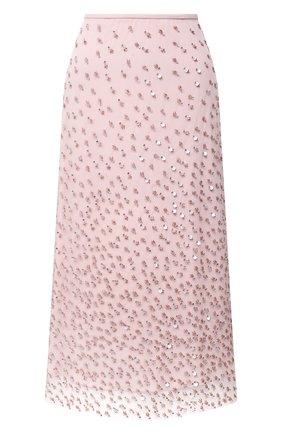 Женская юбка ESCADA розового цвета, арт. 5033671 | Фото 1