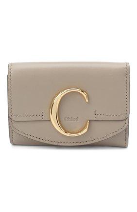 Кожаный футляр для кредитных карт Chloe C | Фото №1