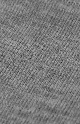 Детские носки LA PERLA серого цвета, арт. 43877/4-6 | Фото 2