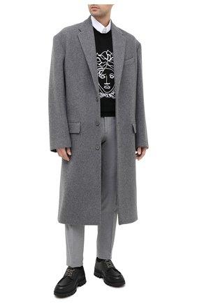 Мужской кожаные дерби H`D`S`N BARACCO черного цвета, арт. 80204.NN.0* | Фото 2