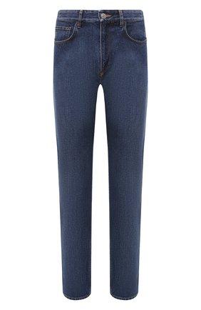 Мужские джинсы BALENCIAGA синего цвета, арт. 620737/TDW14 | Фото 1