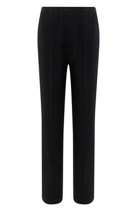 Мужской брюки BALENCIAGA черного цвета, арт. 608972/TB011 | Фото 1