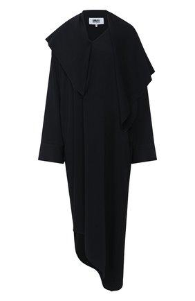 Женское платье MM6 черного цвета, арт. S32CU0167/S37977 | Фото 1