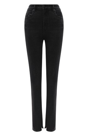 Женские джинсы DENIM X ALEXANDER WANG серого цвета, арт. 4DC2204771   Фото 1