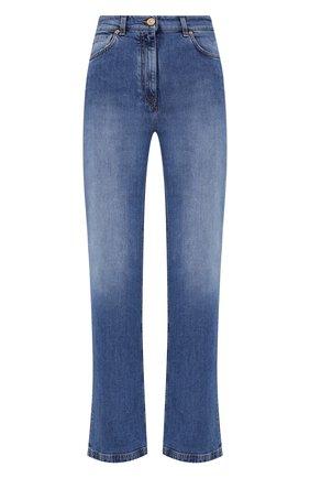 Женские джинсы VERSACE синего цвета, арт. A87272/A235982 | Фото 1