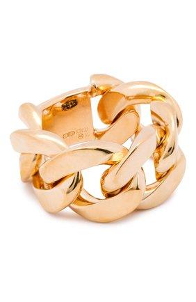 Женское кольцо BOTTEGA VENETA серебряного цвета, арт. 573476/VAHU0 | Фото 1