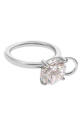 Женское кольцо zhenya LEVASHOVAELAGINA серебряного цвета, арт. zhenya/r | Фото 1