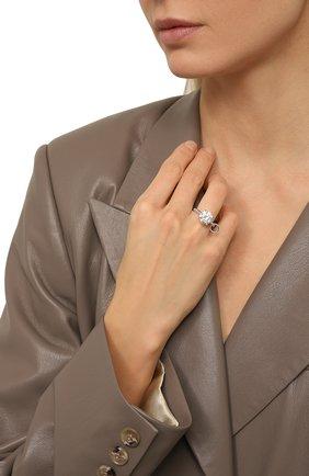 Женское кольцо zhenya LEVASHOVAELAGINA серебряного цвета, арт. zhenya/r | Фото 2