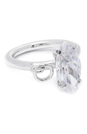 Женское кольцо yasha LEVASHOVAELAGINA серебряного цвета, арт. yasha/r | Фото 1