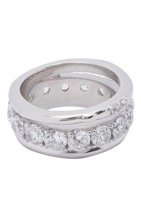 Женское кольцо LEVASHOVAELAGINA серебряного цвета, арт. barsa/r | Фото 1