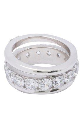 Женское кольцо LEVASHOVAELAGINA серебряного цвета, арт. barsa/r | Фото 2