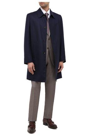 Мужские кожаные монки MAGNANNI коричневого цвета, арт. 21256/B0LTIARCADE | Фото 2