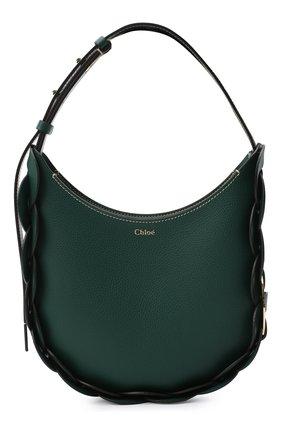 Женская сумка darryl CHLOÉ зеленого цвета, арт. CHC20US342C61   Фото 1