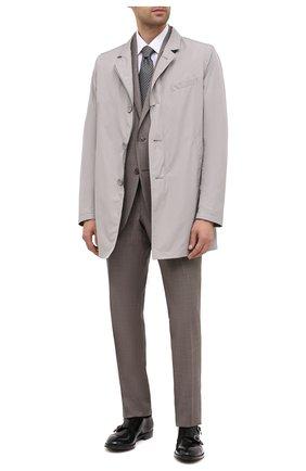 Мужские кожаные монки PREMIATA черного цвета, арт. 30976/REAL | Фото 2