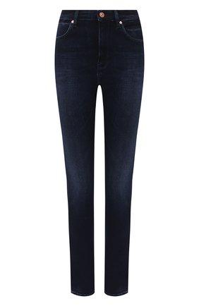 Женские джинсы ESCADA SPORT темно-синего цвета, арт. 5033380 | Фото 1
