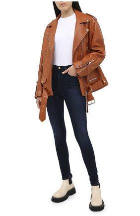 Женские джинсы ESCADA SPORT темно-синего цвета, арт. 5033380 | Фото 2