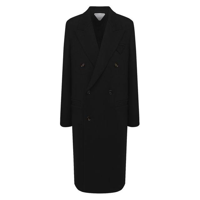 Шерстяное пальто Bottega Veneta