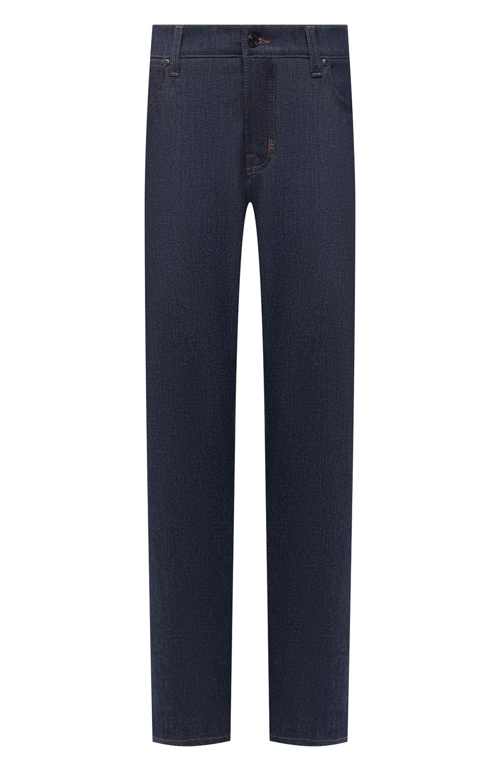 Женские джинсы TOM FORD синего цвета, арт. PAD057-DEX106   Фото 1