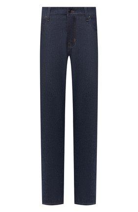 Женские джинсы TOM FORD синего цвета, арт. PAD057-DEX106 | Фото 1