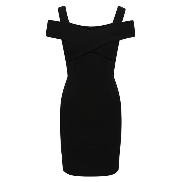 Платье из вискозы Dolce & Gabbana