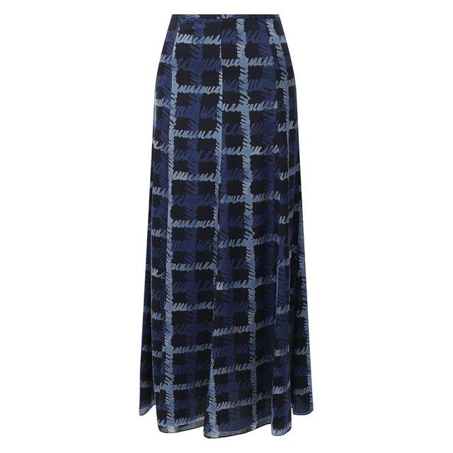 Шелковая юбка Emporio Armani