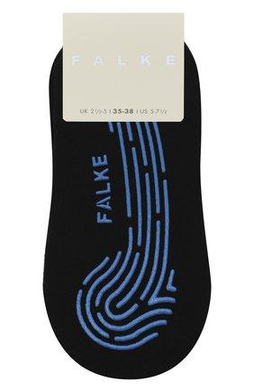 Женские носки relax pads FALKE черного цвета, арт. 46312 | Фото 1