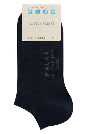 Женские носки active breeze FALKE синего цвета, арт. 46124 | Фото 1