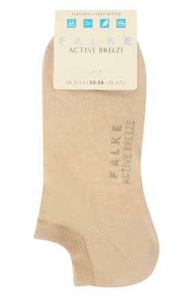 Женские носки active breeze FALKE кремвого цвета, арт. 46124 | Фото 1