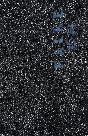 Женские носки shiny FALKE темно-синего цвета, арт. 46250 | Фото 2