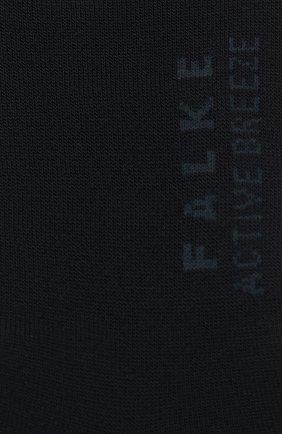 Женские носки active breeze FALKE темно-синего цвета, арт. 46124 | Фото 2