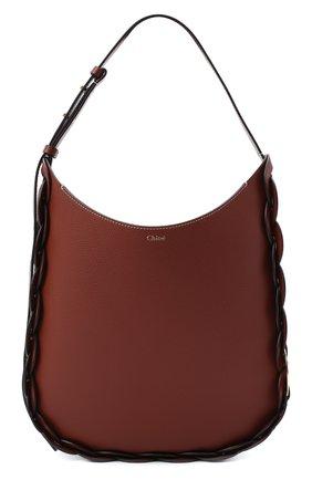 Женская сумка darryl CHLOÉ коричневого цвета, арт. CHC20US341C61   Фото 1