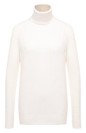 Женская кашемировый свитер DOLCE & GABBANA белого цвета, арт. FX832T/JAW5A | Фото 1