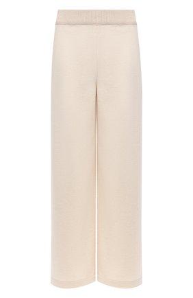 Женские кашемировые брюки LORO PIANA светло-бежевого цвета, арт. FAL2606   Фото 1