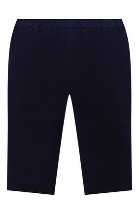Детские хлопковые брюки GUCCI синего цвета, арт. 629503/XWALA | Фото 2