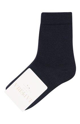 Детские носки LA PERLA синего цвета, арт. 43877/1-3 | Фото 1