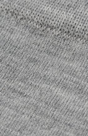 Детские носки LA PERLA серого цвета, арт. 43877/10-12 | Фото 2
