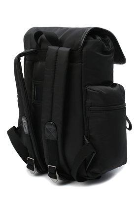 Детская рюкзак DOLCE & GABBANA черного цвета, арт. EM0100/AJ923 | Фото 2