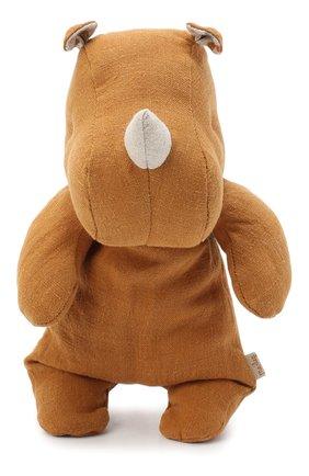 Детского игрушка носорог MAILEG бежевого цвета, арт. 16-0921-01   Фото 1