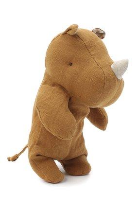 Детского игрушка носорог MAILEG бежевого цвета, арт. 16-0921-01   Фото 2