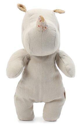 Детского игрушка носорог MAILEG светло-серого цвета, арт. 16-0921-02 | Фото 1