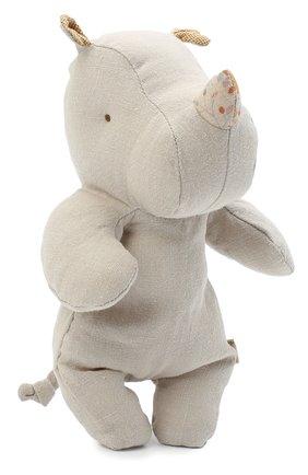 Детского игрушка носорог MAILEG светло-серого цвета, арт. 16-0921-02 | Фото 2