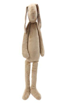 Детского игрушка заяц MAILEG коричневого цвета, арт. 16-6993-05 | Фото 1