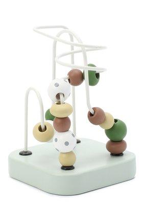 Детского развивающая игрушка лабиринт KID`S CONCEPT зеленого цвета, арт. 1000465 | Фото 2