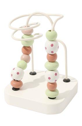 Детского развивающая игрушка лабиринт KID`S CONCEPT белого цвета, арт. 1000466 | Фото 2
