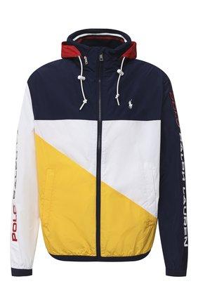 Мужская куртка POLO RALPH LAUREN разноцветного цвета, арт. 710797300 | Фото 1