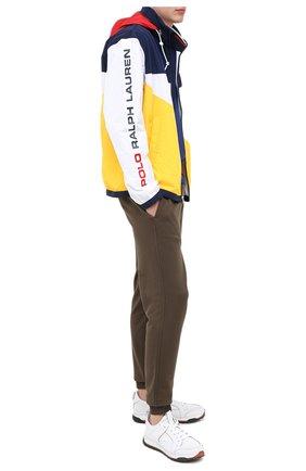 Мужская куртка POLO RALPH LAUREN разноцветного цвета, арт. 710797300 | Фото 2