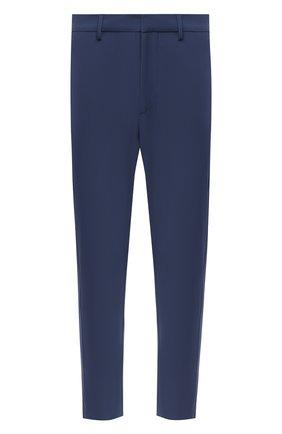 Мужские брюки PRADA синего цвета, арт. SPF94-1KJW-F0YNV-191 | Фото 1