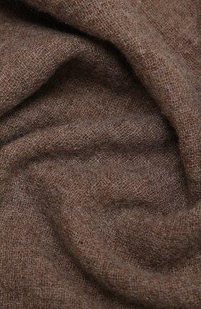 Мужской шарф из шерсти и шелка ALTEA бежевого цвета, арт. 2060123 | Фото 2