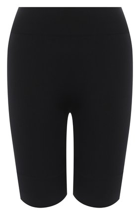 Женские шорты perfect fit WOLFORD черного цвета, арт. 14801 | Фото 1